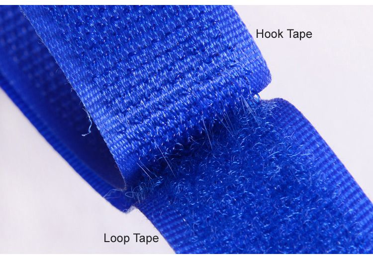 Hook tape and loop tape