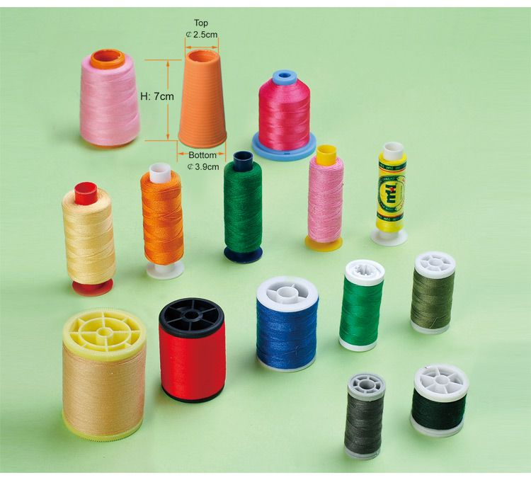 Small Spool of Polyester Sewing Thread 3