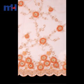 Wedding Lace Fabric LAX-S20423