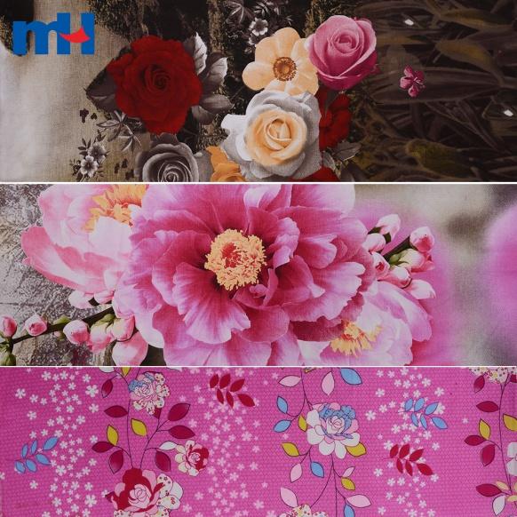 Printed Bedsheet 0558-0007-1