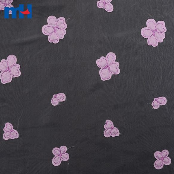 ʻO Organza Lace Fabric 1M65
