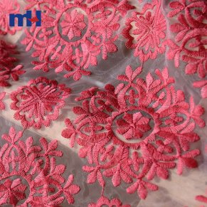 Organza Lace Fabric W003771-1