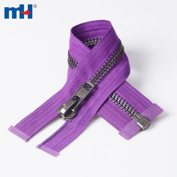 0256-301 #8 anti-brass zipper