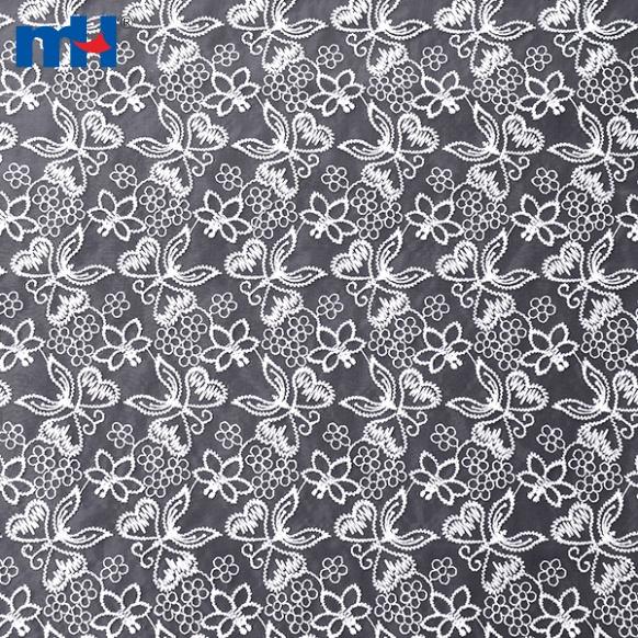 Organza Lace Fabric LD774-2W