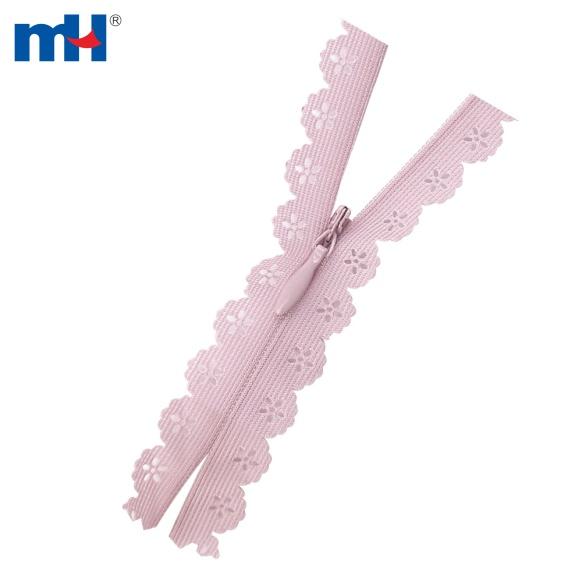 0287-9006 #3 invisible zipper lace tape