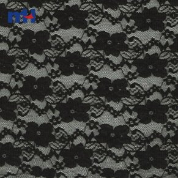 84.39.157 black lace fabric