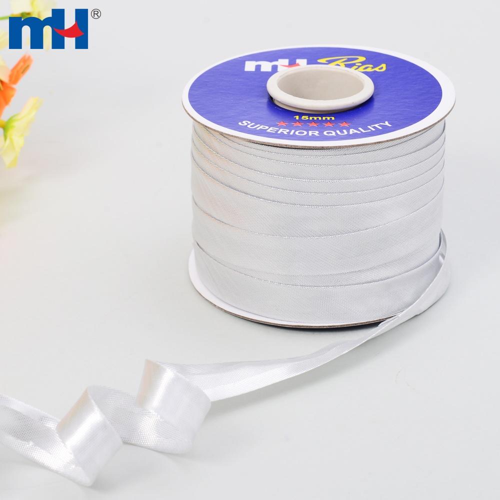 metallic bias tape