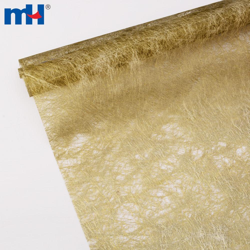 Matériau De Papier Demballage Métallique De Cadeau De Décoration