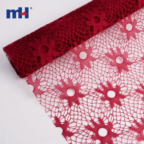 mesh flower wrapping paper