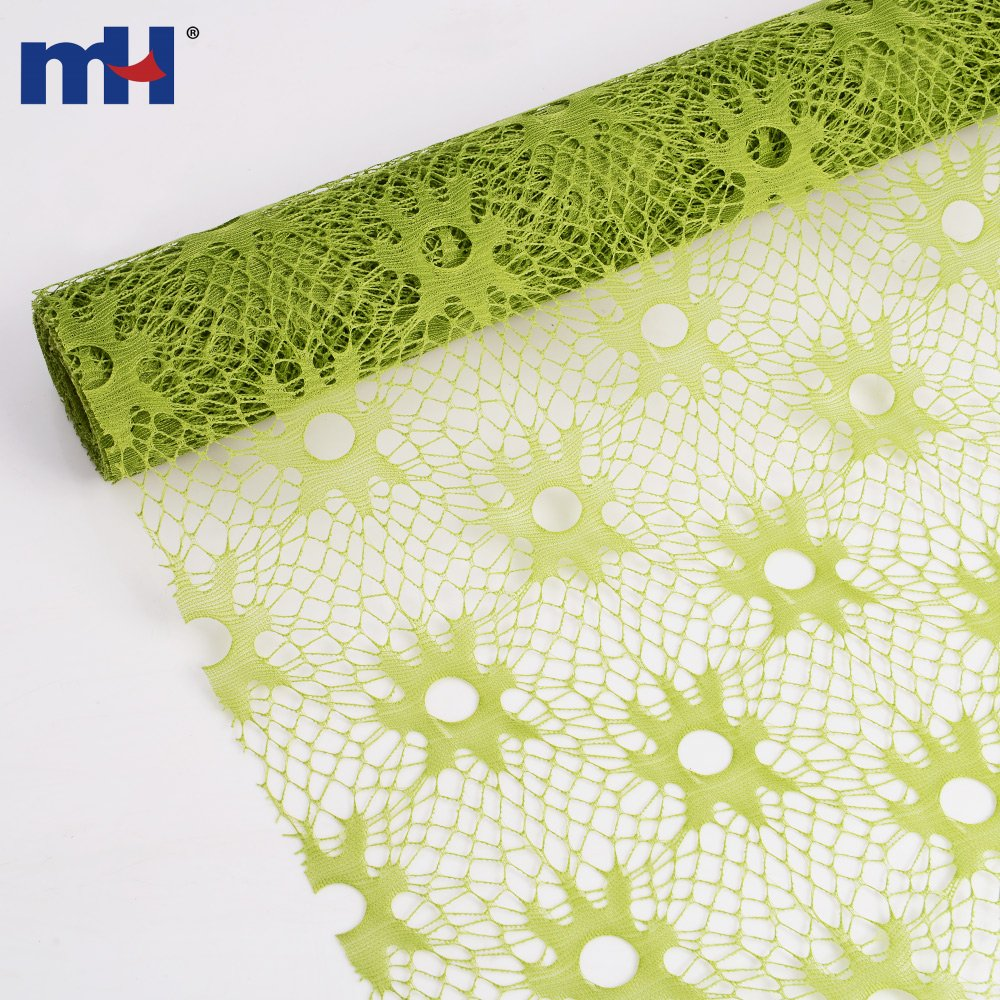 Plastic Mesh Fabric for Flower Wrapping