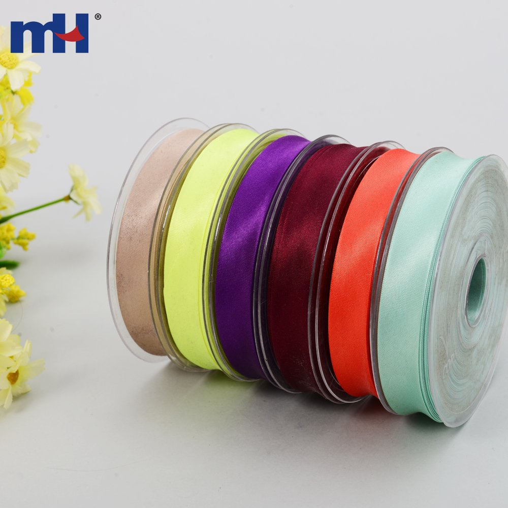 "3/4"" Single Fold Polyester Bias Edging Binding Tape"