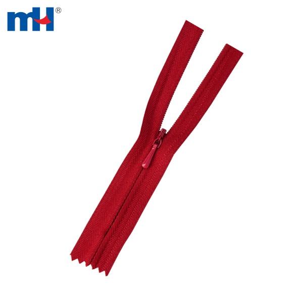 0286-63A zipper for dress