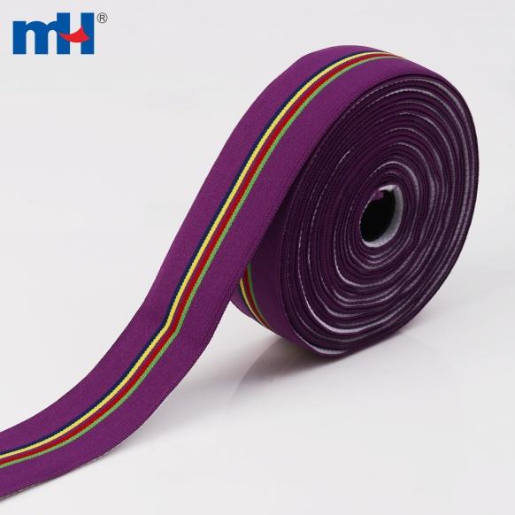 0145-0081 woven jacquard elastic