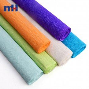 crepe wrapping paper