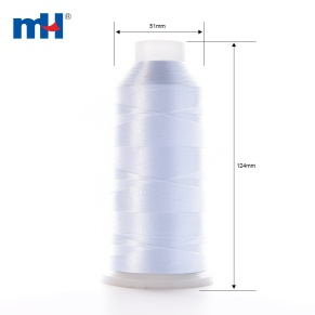 120D/2 100% Polyester Embroidery Thread