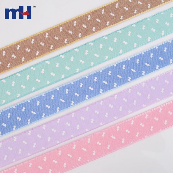 edged sheer ribbon