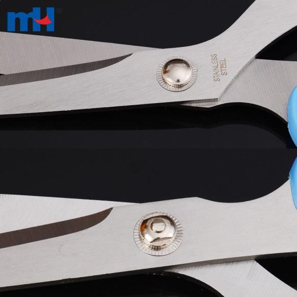 Plastic Handle Tailor Scissors 0330-4579B-1