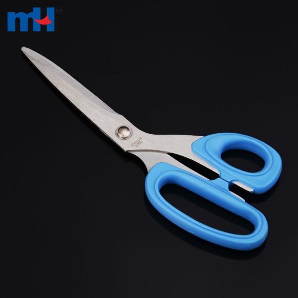 Plastic Handle Tailor Scissors 0330-4579B