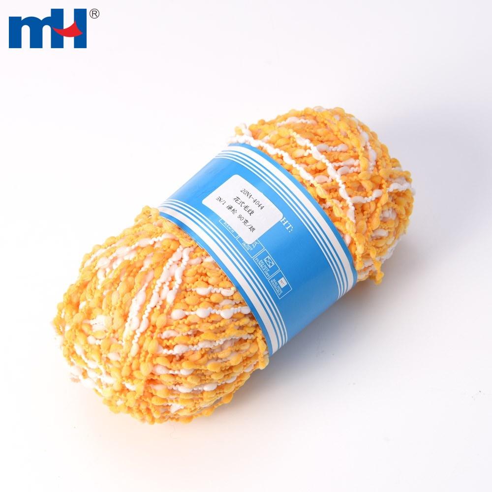 Fancy Yarn For Knitting